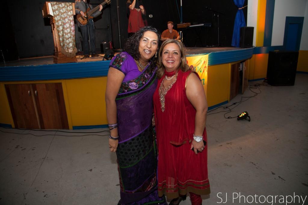 The Honourable MPP Cristina Martins (Davenport)  and Project Manager Manivillie Kanagasabapathy