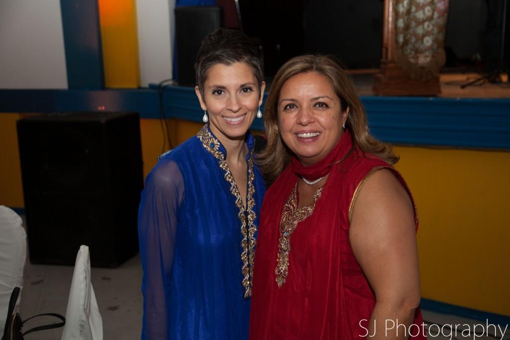 The Honourable MPP Cristina Martins (Davenport)  and Angie Seth